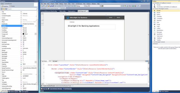 Visual Studio 2010 Floating Windows